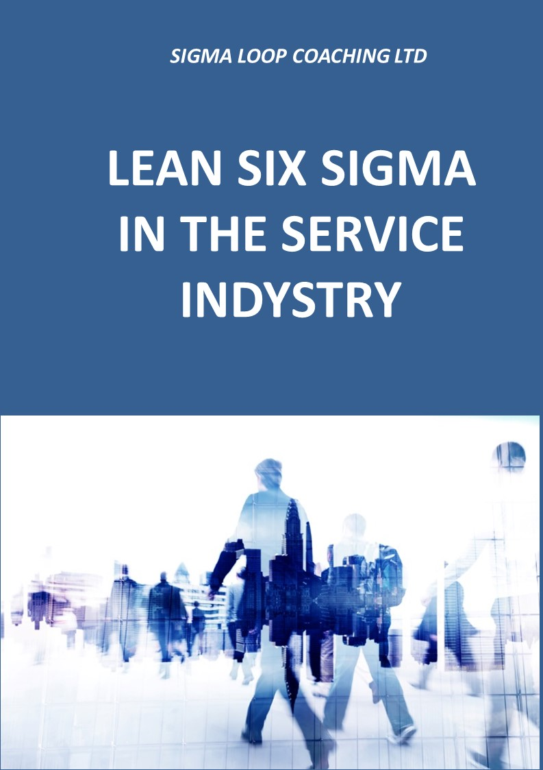 FREE E-BOOK, LEAN SIX SIGMA IN THE SERVICE INDUSTRY